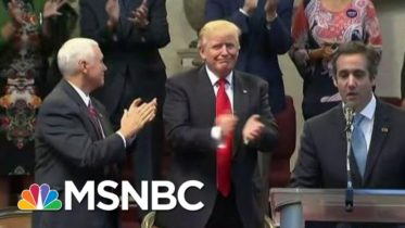 'Gigantic Baby': Trump Plummets As His Own Execs Back Biden | The Beat With Ari Melber | MSNBC 6