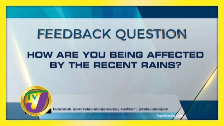 TVJ News: Feedback Question - October 23 2020 1