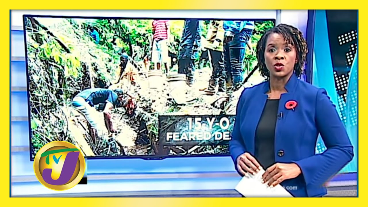 Teen Feared Dead After House Collapsed in St. Andrew - October 23 2020 1