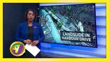 Residents on Edge as Rains Erode Gully - October 23 2020 6