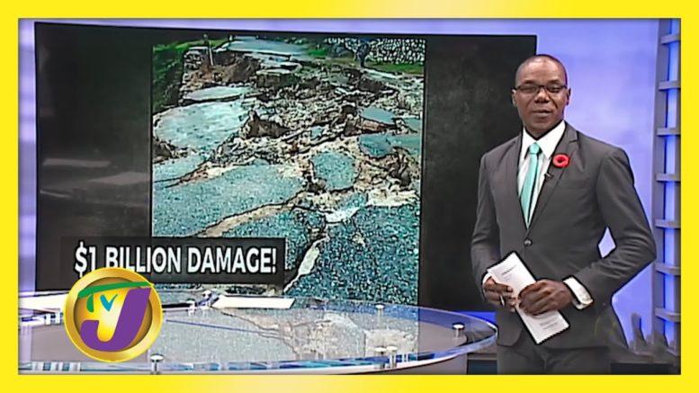 Rain Damage Assessed at More than $1 Billion - October 26 2020 1