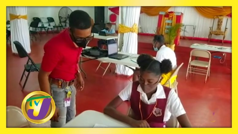 St Ann Church Providing Internet for Students - October 26 2020 1