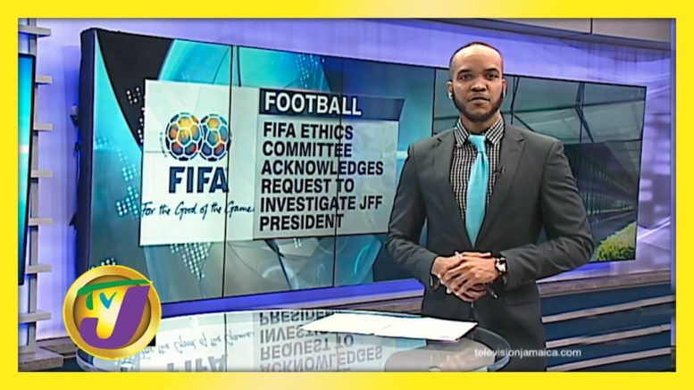 FIFA Ethics Committee Acknowledges Request to Investigate JFF Boss - October 26 2020 1