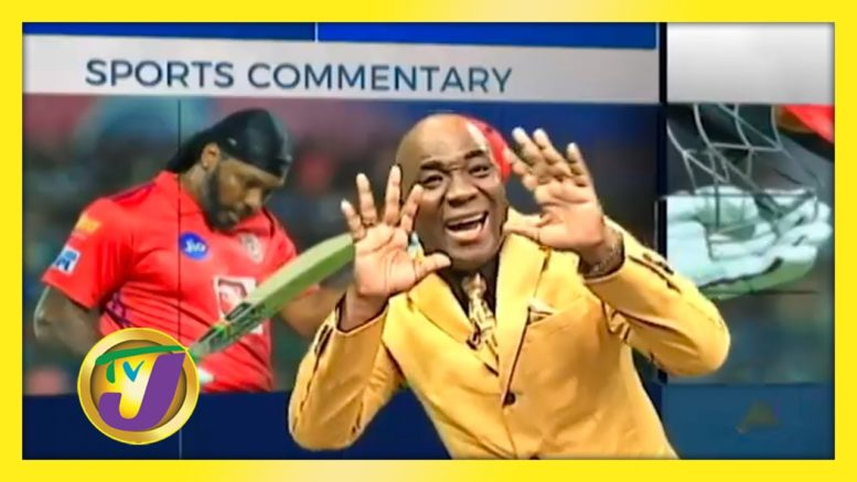 TVJ Sports Commentary - October 26 2020 1
