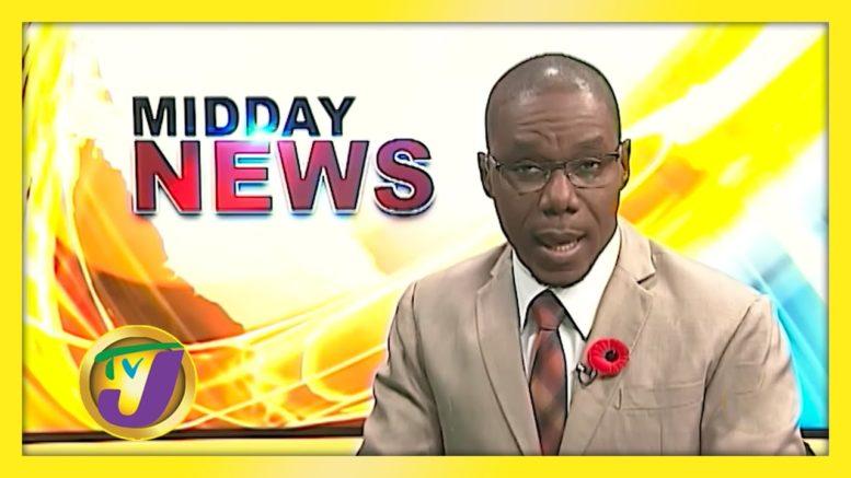 Health & Road Repair Crisis in Jamaica - October 27 2020 1