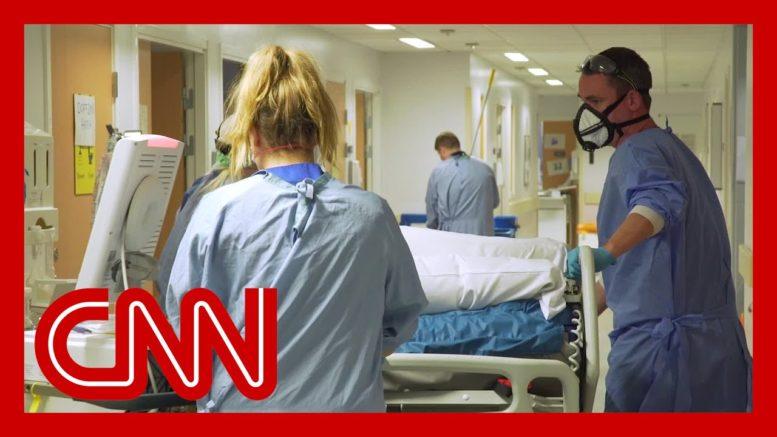 Inside an ICU in England's hardest hit area 1