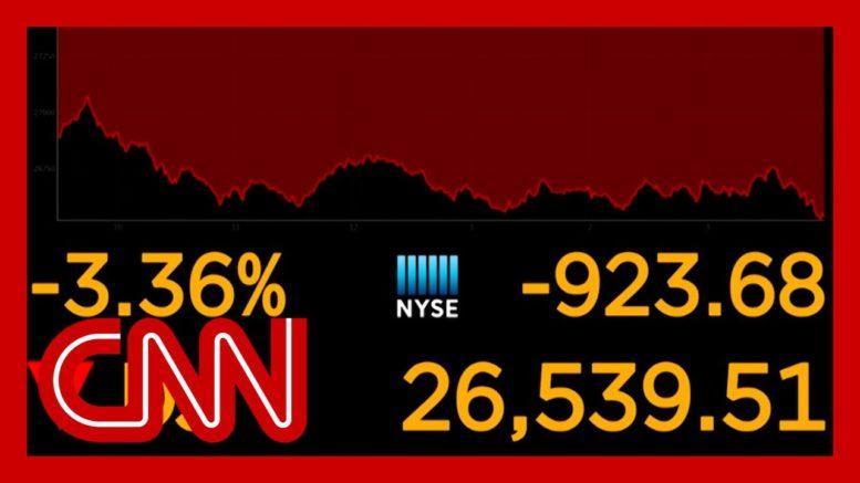 Dow drops sharply as coronavirus cases surge 1
