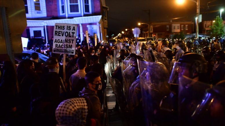 Protests continue over the death of Walter Wallace Jr. 1