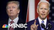 Ted Cruz: Trump's Hunter Biden Attacks Won't Win Him Votes   The 11th Hour   MSNBC 3