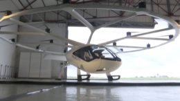 Futuristic urban flying taxi unveiled in France 6