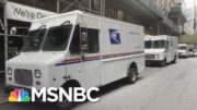 Millions Of Ballots Yet Unreturned As Time For Reliable Postal Delivery Passes | Rachel Maddow 4