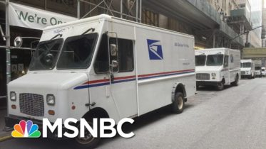 Millions Of Ballots Yet Unreturned As Time For Reliable Postal Delivery Passes | Rachel Maddow 6