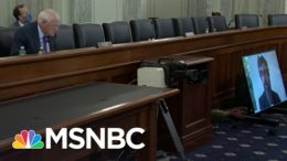 What We're Hearing From Tech CEOs Testifying Before The Senate   Craig Melvin   MSNBC 9