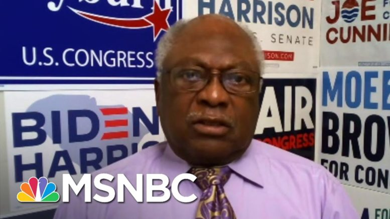 Rep. Clyburn: 'I Wish They Would Take A Look At The Bills And Stop Looking At The Headlines' 1