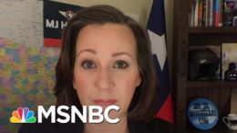 High Turnout Shows Texans Are 'Tired Of The Direction Things Are Going In' | Andrea Mitchell | MSNBC 2