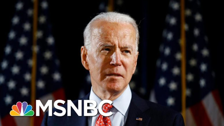 Biden Up In New Polls In Georgia, Wisconsin And Michigan | MTP Daily | MSNBC 1