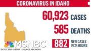 Idaho Hospitals Near Capacity As Covid-19 Cases Surge | MTP Daily | MSNBC 2