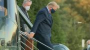 Impact of Trump's COVID-19 diagnosis on U.S. election 2