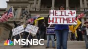 Growing Concerns Of Possible Armed Confrontations On Election Day | Deadline | MSNBC 3