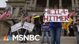 Growing Concerns Of Possible Armed Confrontations On Election Day   Deadline   MSNBC 6