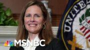 Justice Barrett Recuses Herself From Pennsylvania Voting Case | MSNBC 5