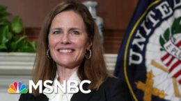 Justice Barrett Recuses Herself From Pennsylvania Voting Case | MSNBC 2