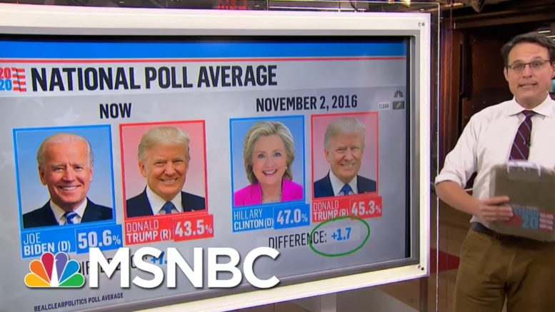 Steve Kornacki: There's 'Still Time' For A Trump Comeback In The Closing Days | The ReidOut | MSNBC 1