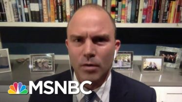 Fmr. Obama Aide: We Need 'Clear & Consistent Model Behavior & Information' On Coronavirus From WH 10