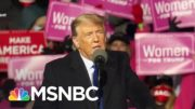 'Drunken Political Frat Parties': Trump Acts Like Covid-19 Doesn't Exist At Rallies | All In | MSNBC 2