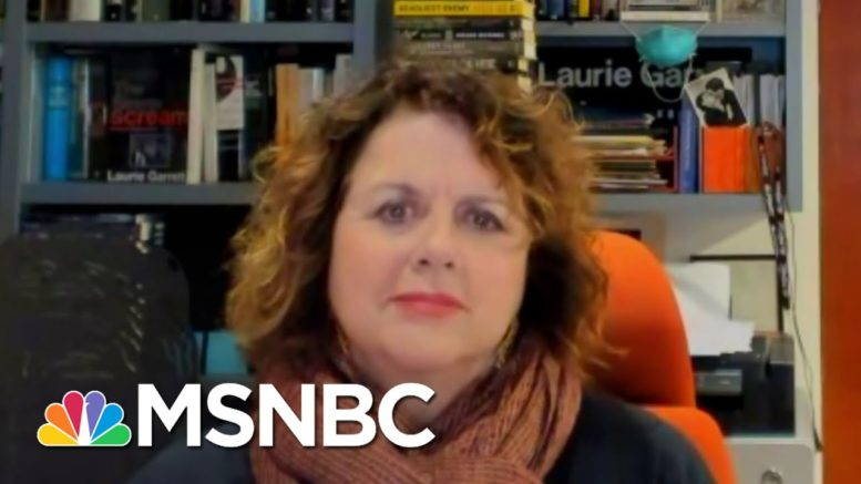 Garrett On SCOTUS Event: 'Because Nobody Was Wearing A Mask, Everybody Was At Risk' | MSNBC 1