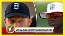 Arch Rivalry Escalates between Samuels & Stokes - October 27 2020 9
