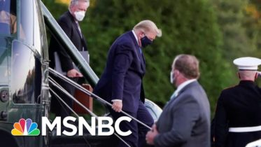 Medical Experts Unsure Why Trump Was Given Experimental Treatment | The 11th Hour | MSNBC 6