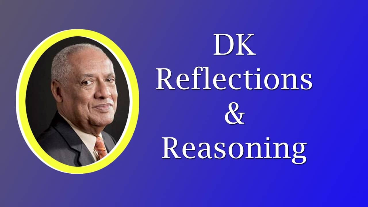DK- Reflections and Reasoning - October 25, 2020 1