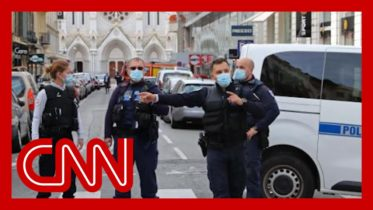 Nice knife attack: Three people killed in French coastal city 6
