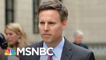 POLITICO: Trump Campaign Boss Bill Stepien Contracts Covid-19 | The 11th Hour | MSNBC 6