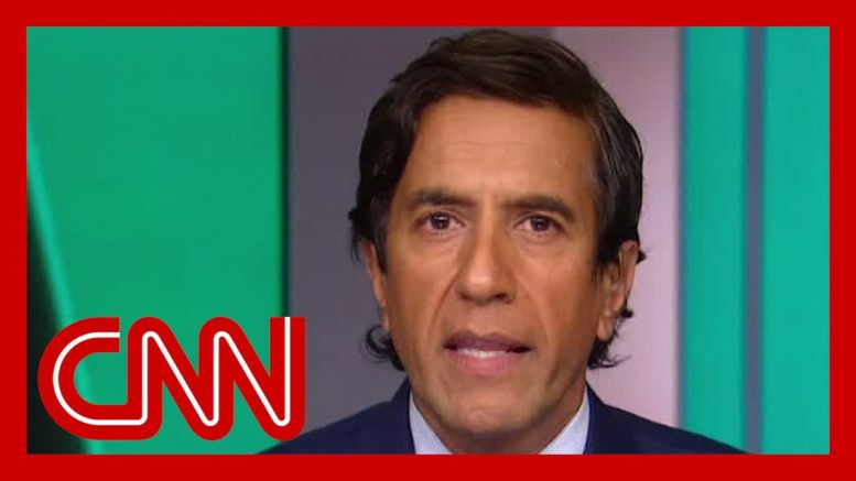 'The results were startling': Dr. Sanjay Gupta investigates Covid-19 spread at recent Trump rallies 1