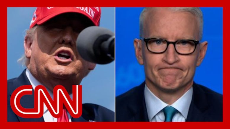 Anderson Cooper on Trump rallies: Wow, he has no shame 1