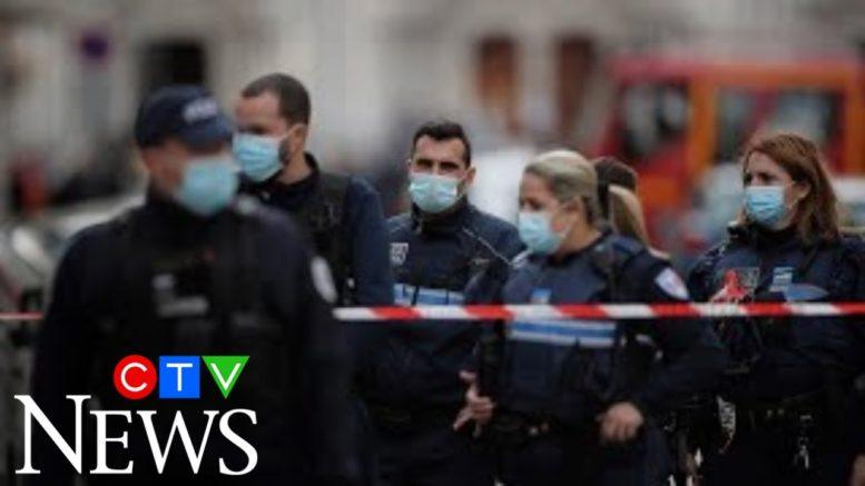 Three dead in suspected terror attack in Nice, France 1
