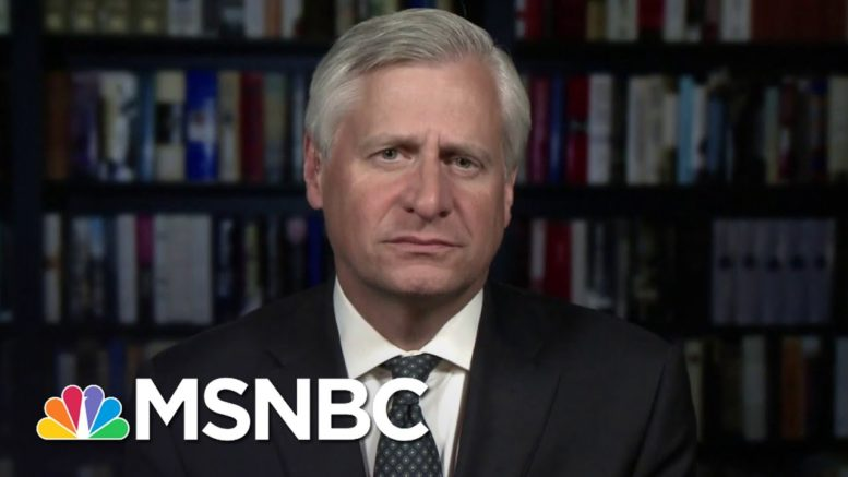 Jon Meacham: We're In A Reckoning Caused By Distrust And Disease | The 11th Hour | MSNBC 1