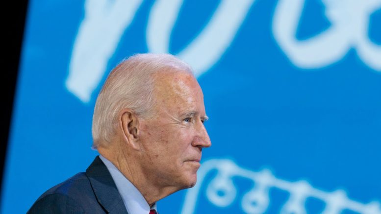 'It's a patriotic duty, for god's sake': Biden slams Trump's COVID-19 response 1