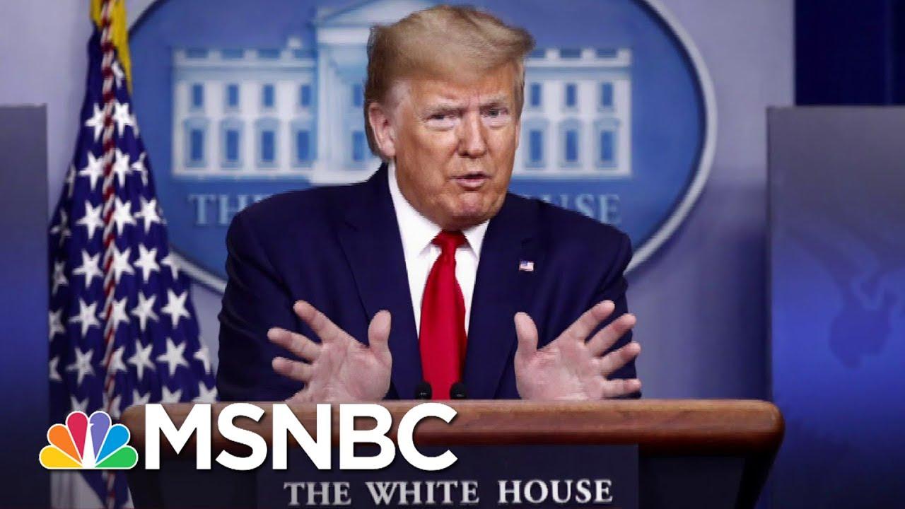 If Biden Defeats Trump, Does Trumpism Still Survive? | The 11th Hour | MSNBC 1