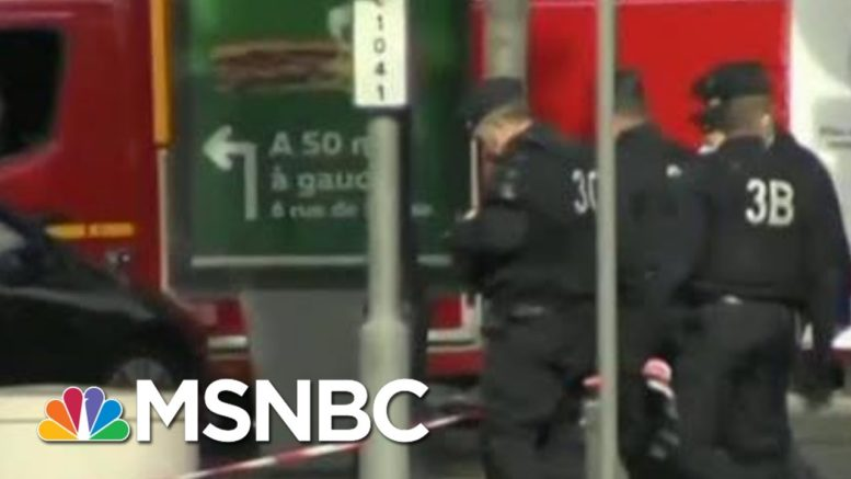 Three Dead, Others Injured In Suspected Terrorist Attack At French Church | Morning Joe | MSNBC 1