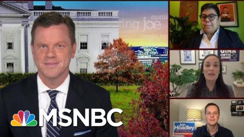 LGBTQ Candidates Make Their Bid For Congress | Morning Joe | MSNBC 1