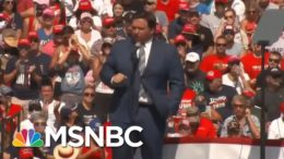 Covid, Covid, Covid: 'Thousands Gathered' For Trump Campaign Rally In Tampa, Florida | MTP Daily 8