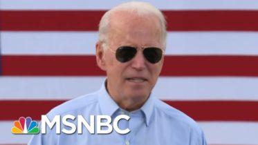 Biden Promises To 'Shut Down The Virus' If Elected | MSNBC 6