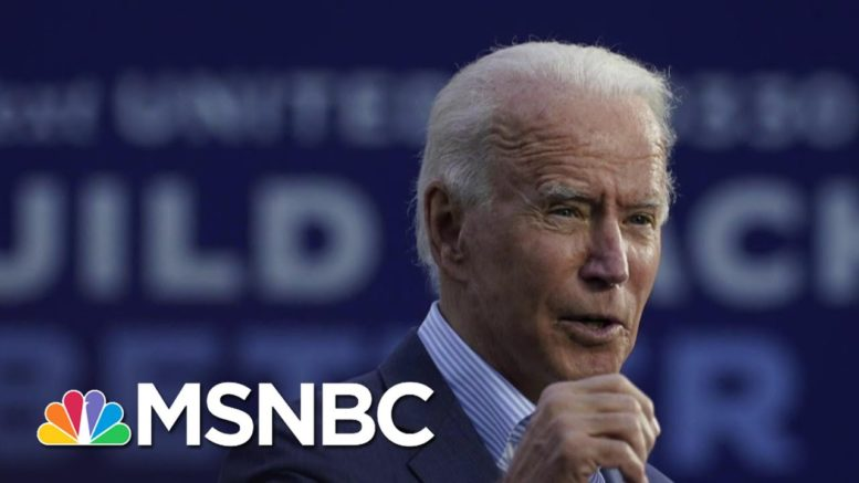 Biden Pledges To Reunite The Over 500 Migrant Children Still Separated From Their Parents | Deadline 1