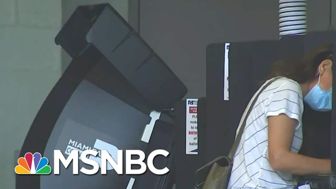 Chris: Election Is Battle Of Pro-Democracy Majority And Anti-Democracy Minority   All In   MSNBC 1