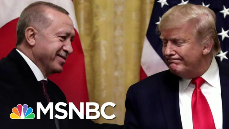Trump Caves To Foreign Influence That Biden Rejected | All In | MSNBC 1