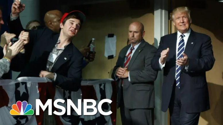 Breaking: Trump Crashing As His 2016 Voters Switch To Biden | The Beat With Ari Melber | MSNBC 1