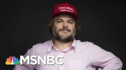 'Make America Rage Again:' Jack Black On 'Rocking' Trump Out Of Office | The Beat With Ari Melber 1